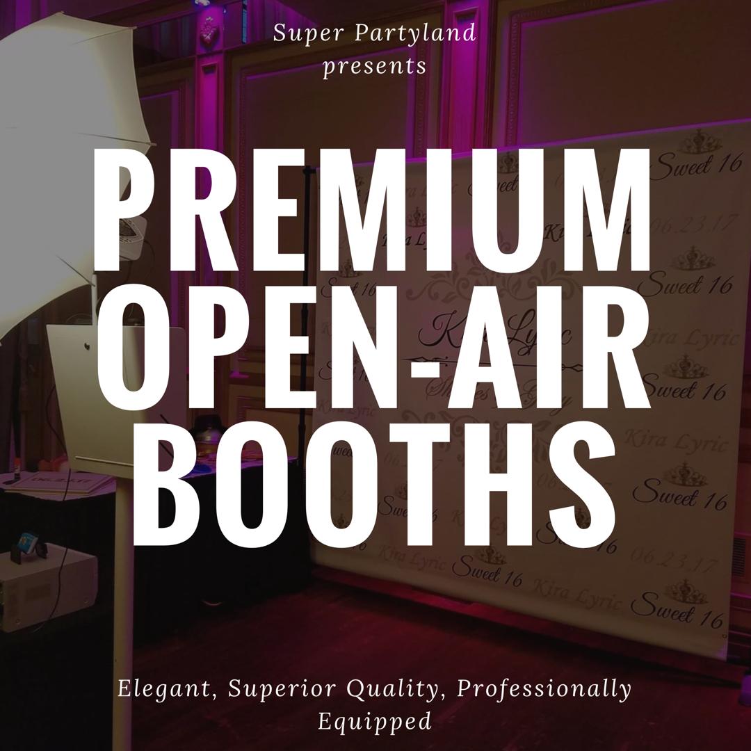 Premium Photo Booth
